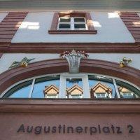 Freiburg, Augustinerplatz